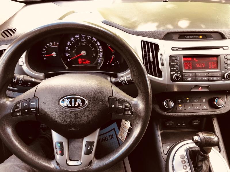 Kia Sportage 2016 price $12,888