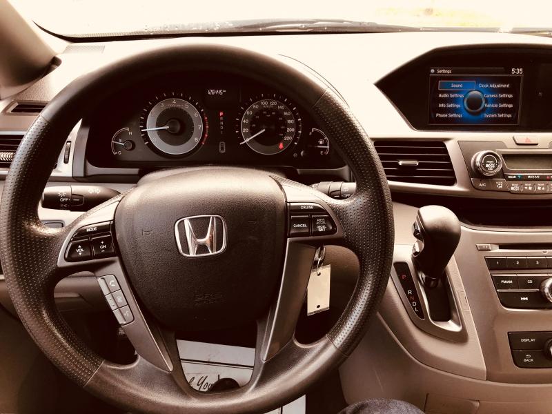 Honda Odyssey 2014 price $17,888