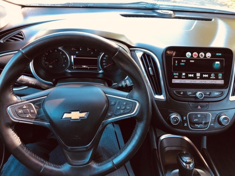 Chevrolet Malibu 2018 price $15,888