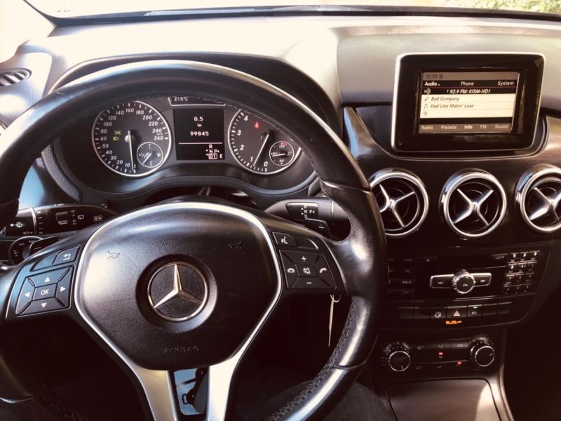 Mercedes-Benz B-Class 2014 price $12,888