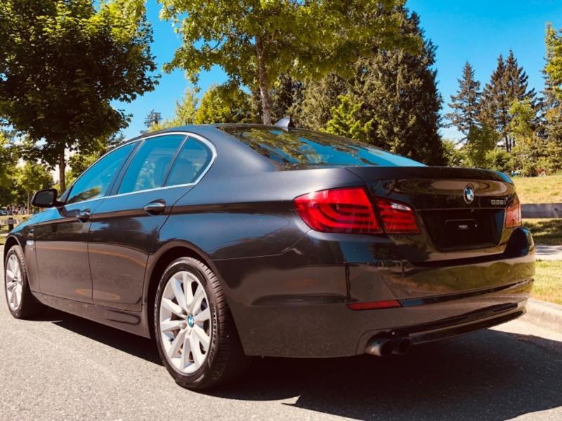 BMW 5-Series 2012 price $12,888