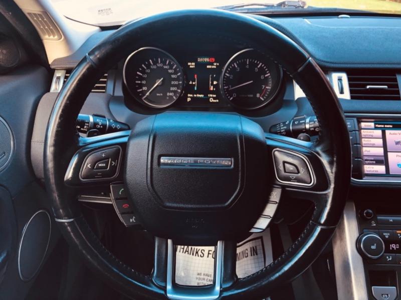 Land Rover Range Rover Evoque 2012 price $21,888