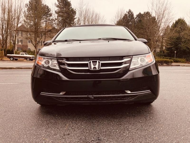 Honda Odyssey 2016 price $21,888
