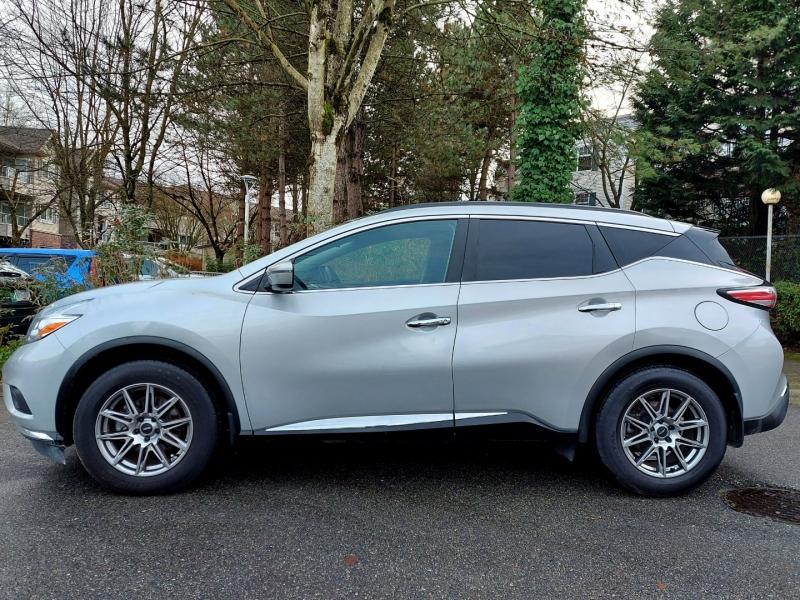 Nissan Murano 2016 price $22,888
