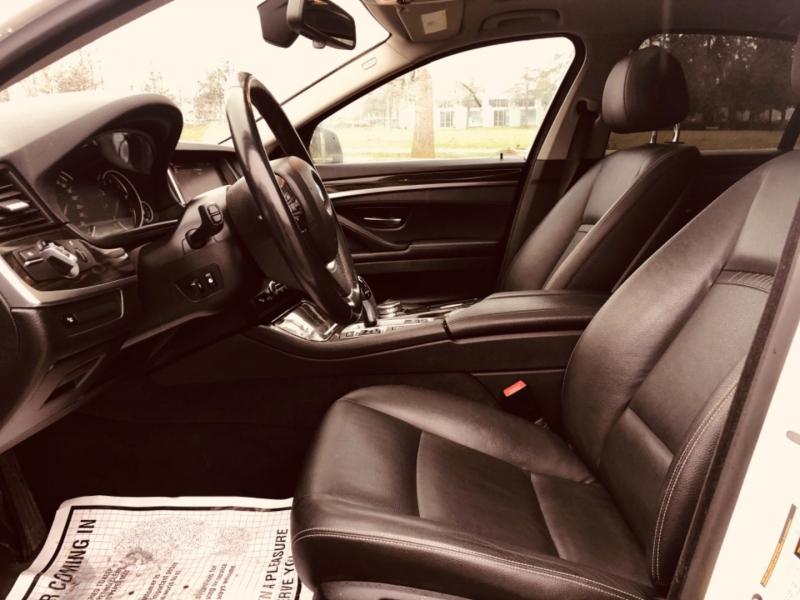 BMW 5-Series 2016 price $22,888