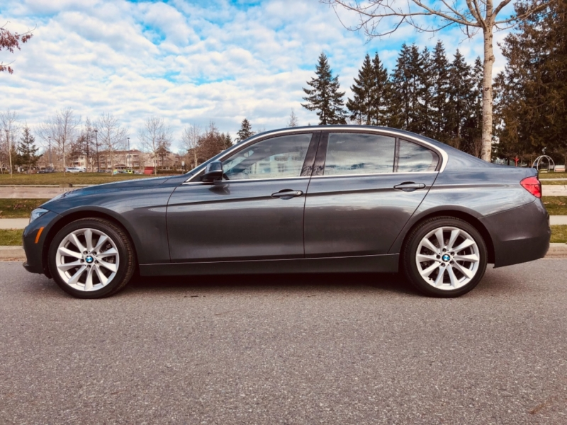 BMW 3-Series 2017 price $27,888