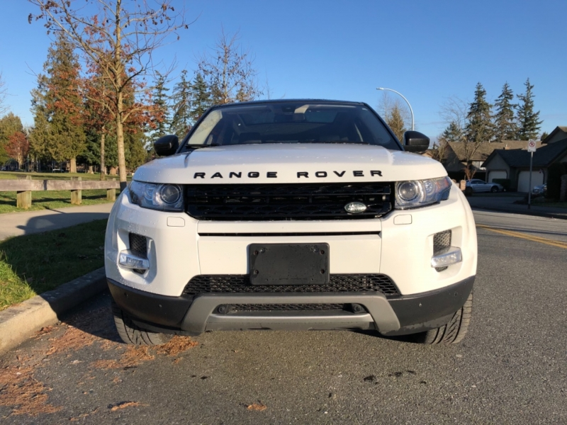 Land Rover Range Rover Evoque 2015 price $25,888