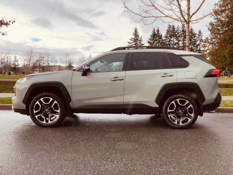 Toyota RAV4 2019 price $35,888
