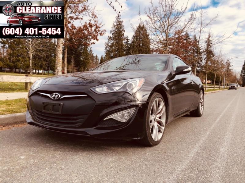 Hyundai Genesis Coupe 2013 price $13,888