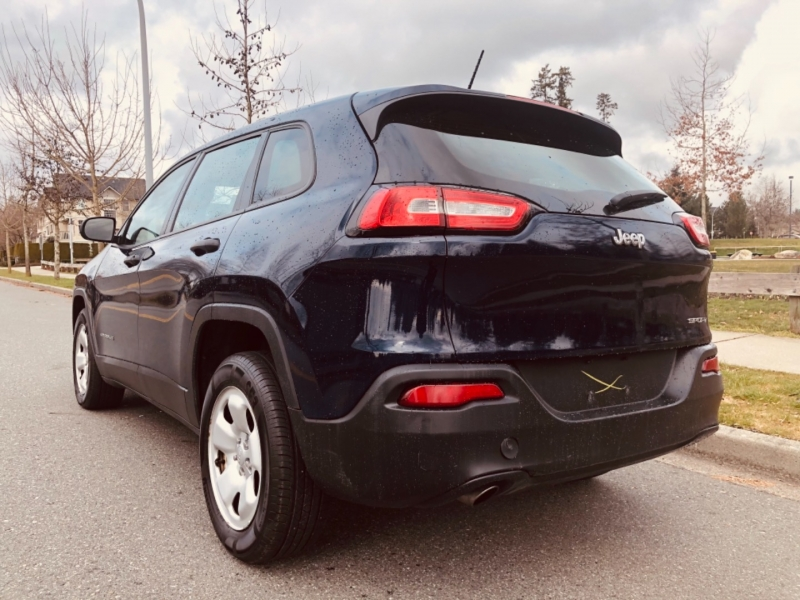 Jeep Cherokee 2014 price $11,888