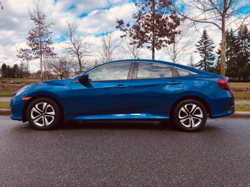 Honda Civic Sedan 2018 price $15,888