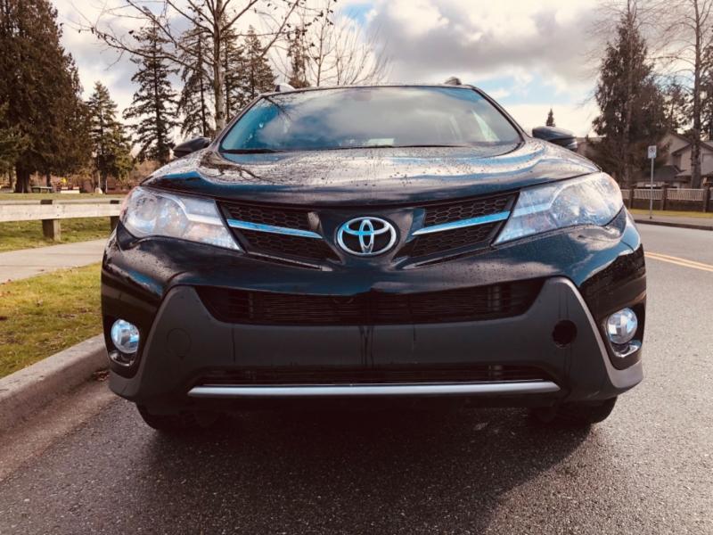 Toyota RAV4 2015 price $21,888