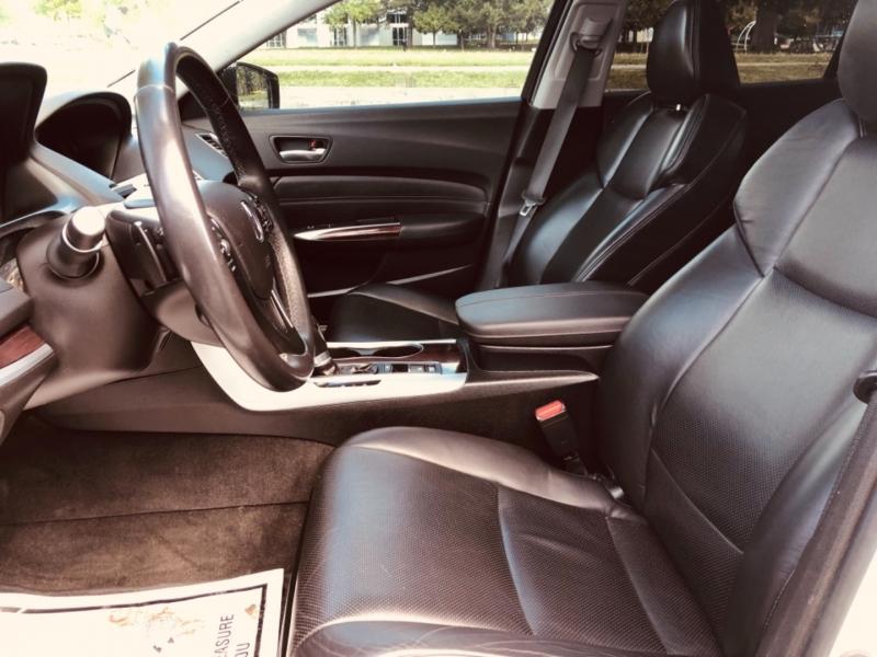 Acura TLX 2015 price $16,888