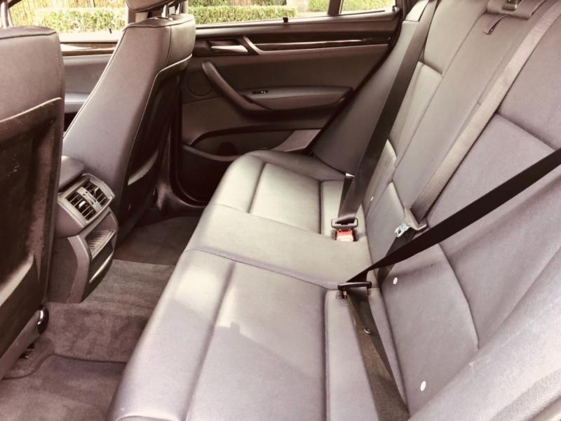 BMW X3 2017 price $26,888