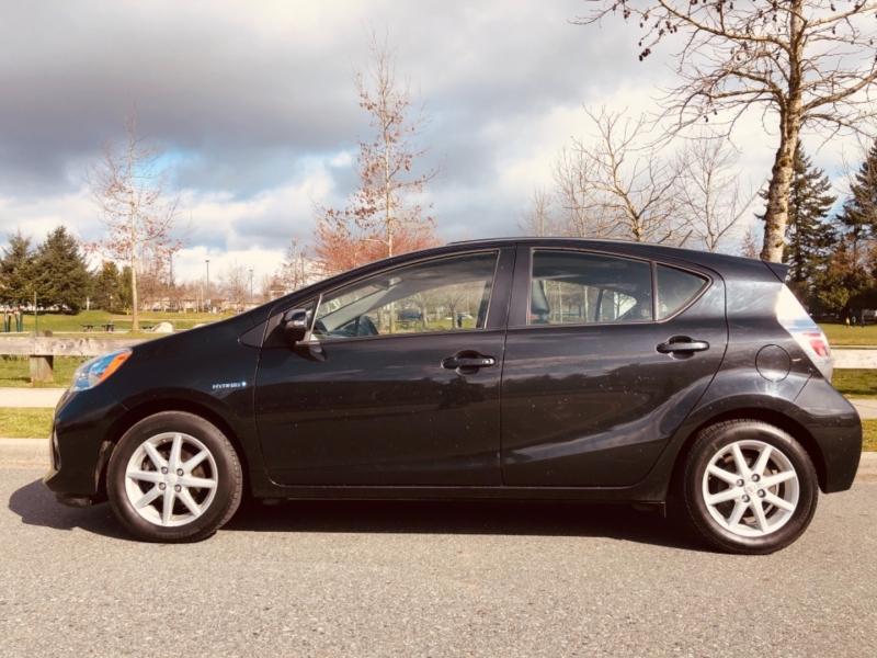Toyota Prius c 2014 price $12,995