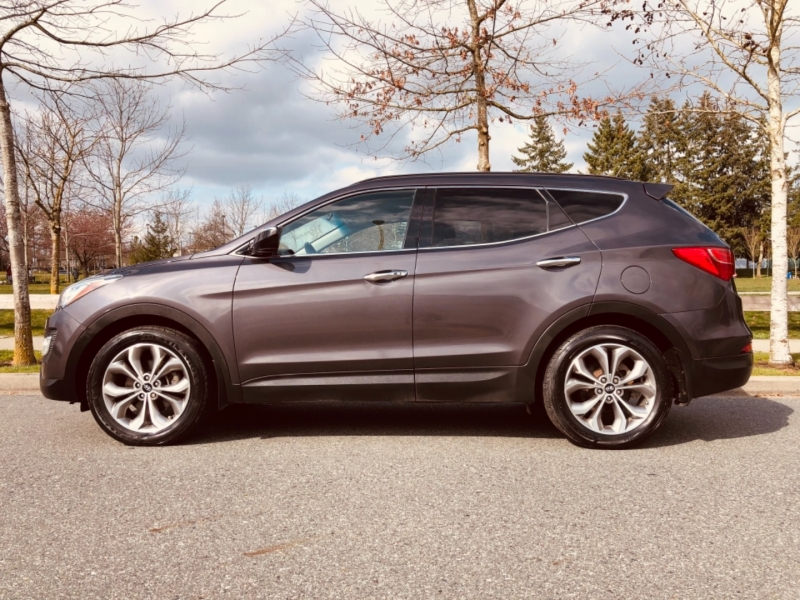 Hyundai Santa Fe Sport Top Model 2015 price $18,888