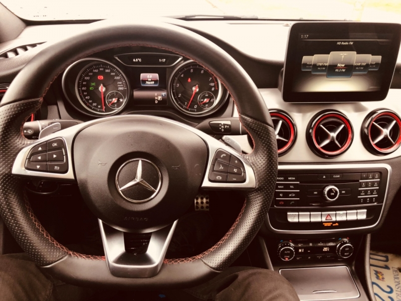 Mercedes-Benz CLA 2018 price $26,888