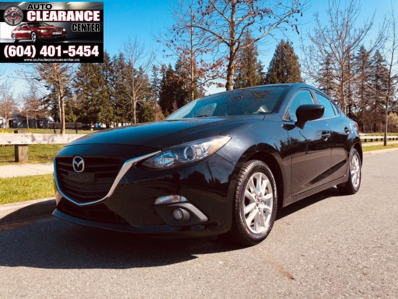 Mazda Mazda3 GT Grand Touring 2015 price $10,888