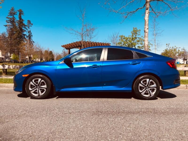 Honda Civic Sedan 2017 price $15,888