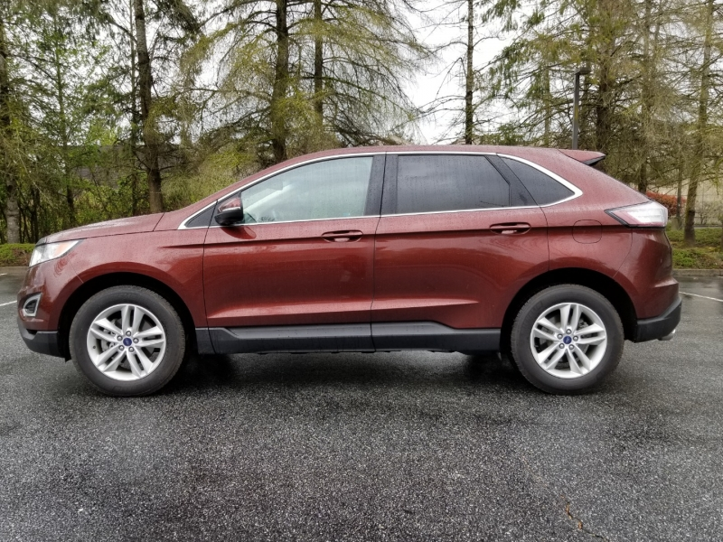 Ford Edge 2016 price $16,888