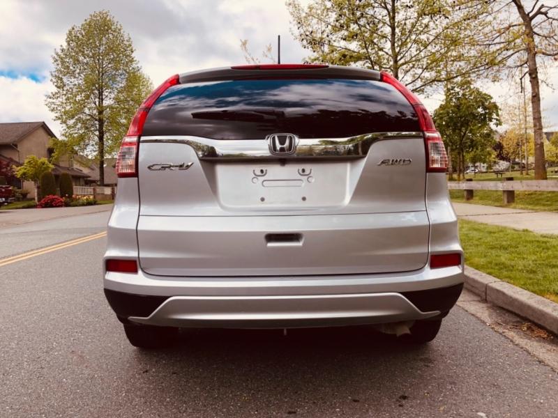 Honda CR-V 2016 price $19,888