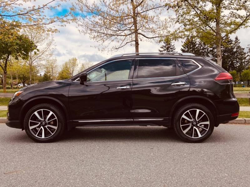 Nissan Rogue 2017 price $20,888