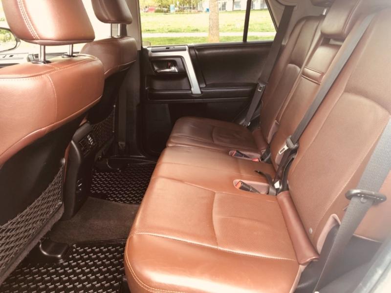 Toyota 4Runner 2016 price $38,888