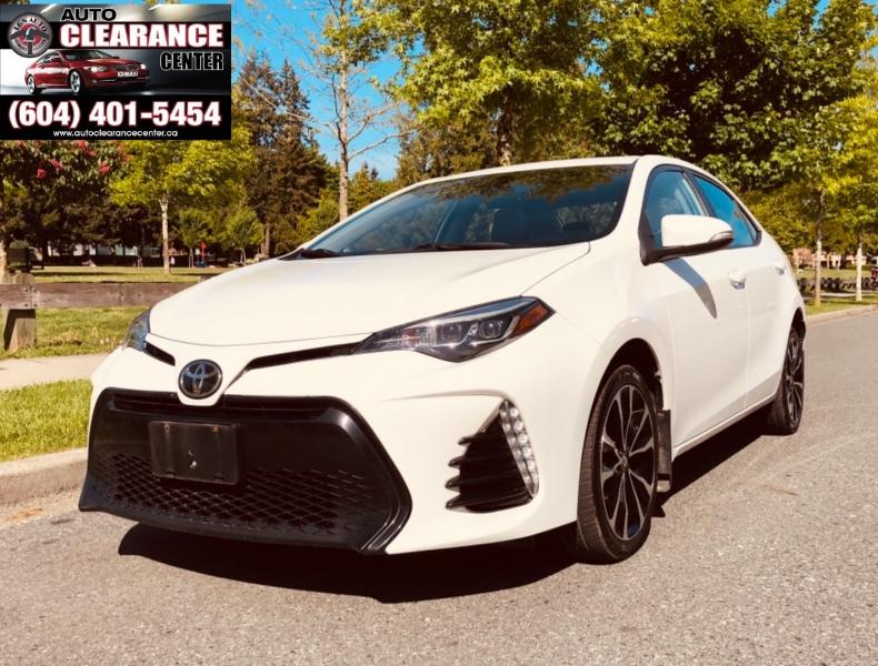 Toyota Corolla 2017 price $18,888