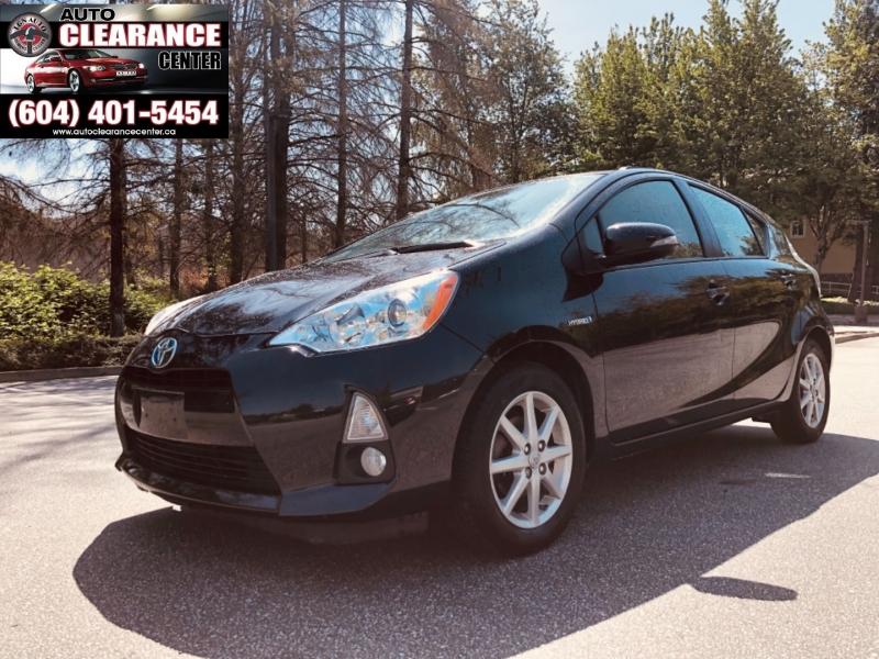 Toyota Prius c 2014 price $12,868