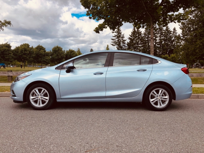 Chevrolet Cruze 2017 price $11,888