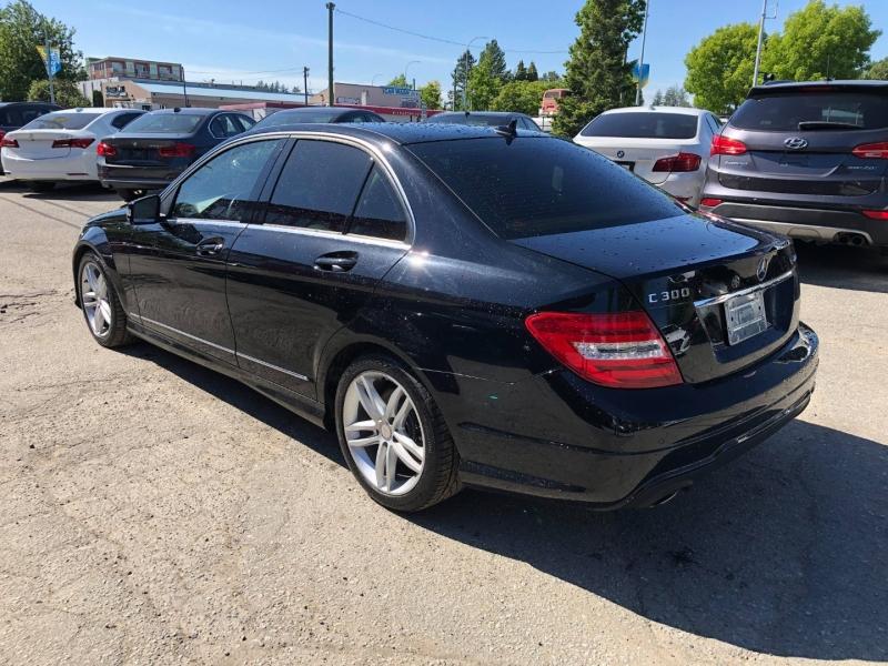 Mercedes-Benz C-Class 2013 price $9,888