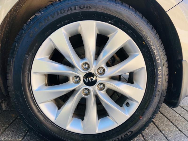 Kia Optima 2017 price $12,888