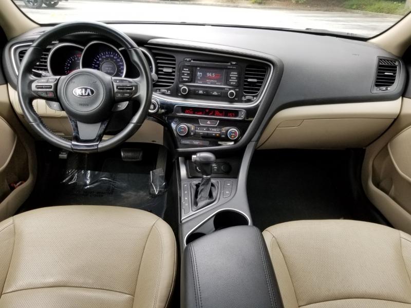 Kia Optima 2015 price $12,888