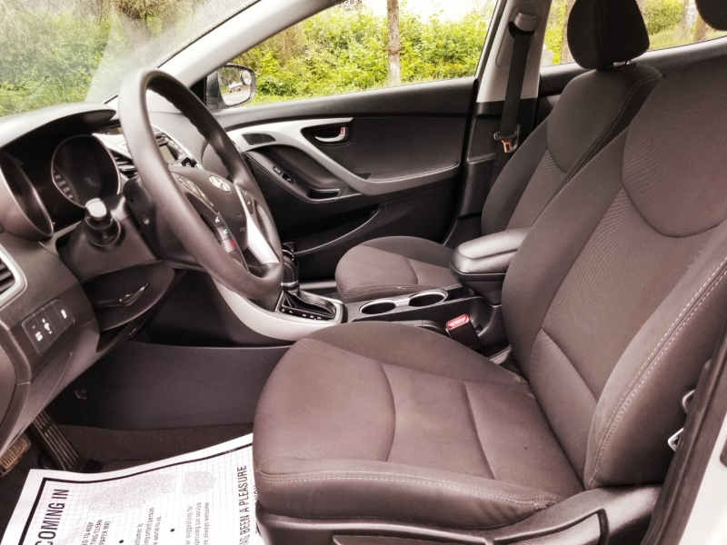 Hyundai Elantra 2016 price $10,888
