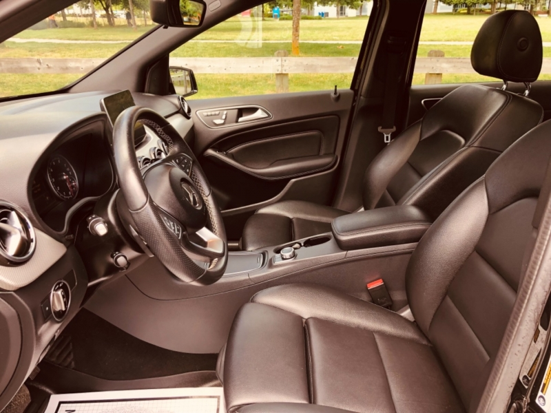 Mercedes-Benz B-Class 2018 price $19,888