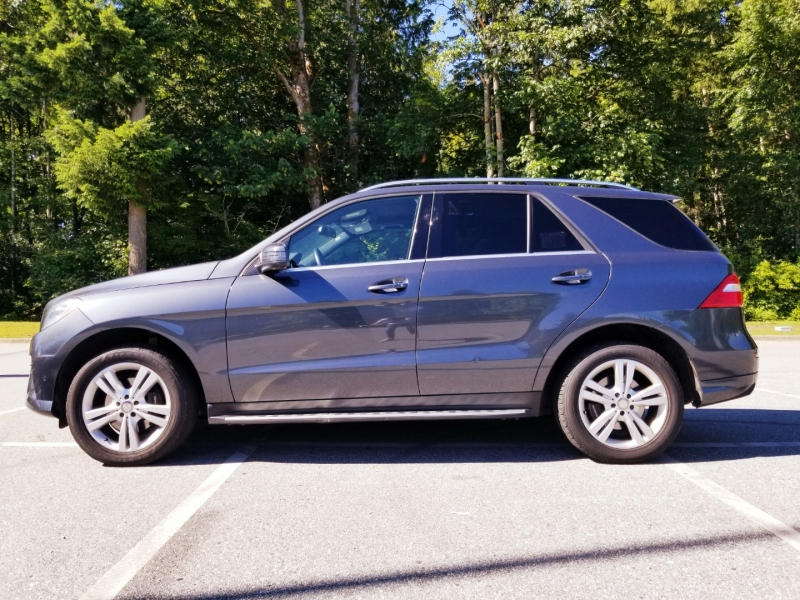 Mercedes-Benz M-Class 2015 price $27,888