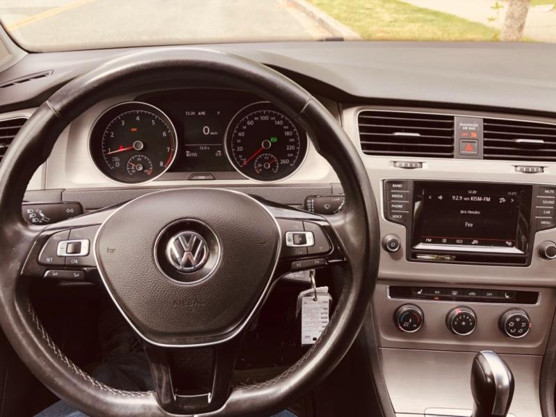 Volkswagen Golf 2015 price $11,888