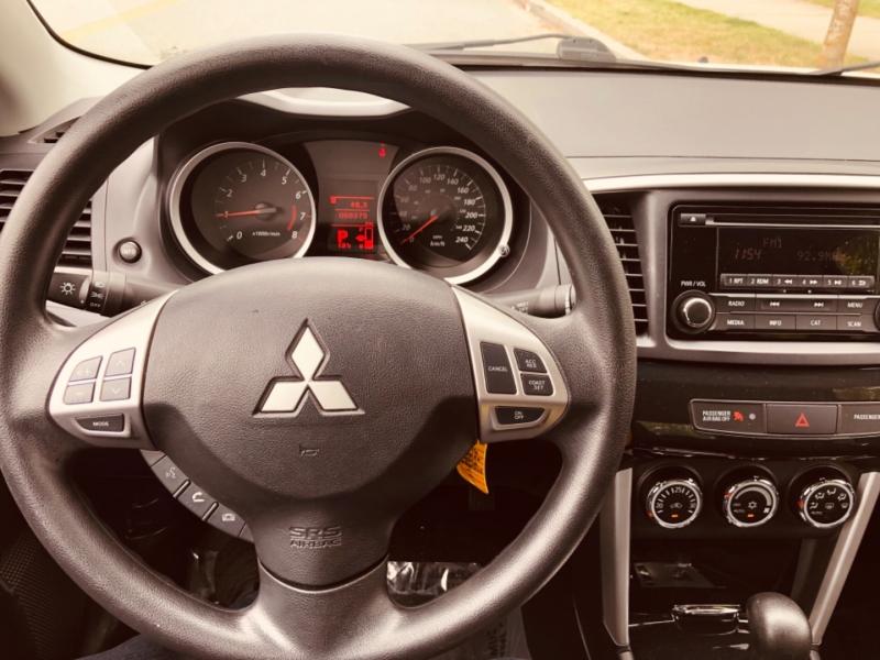 Mitsubishi Lancer 2016 price $11,888