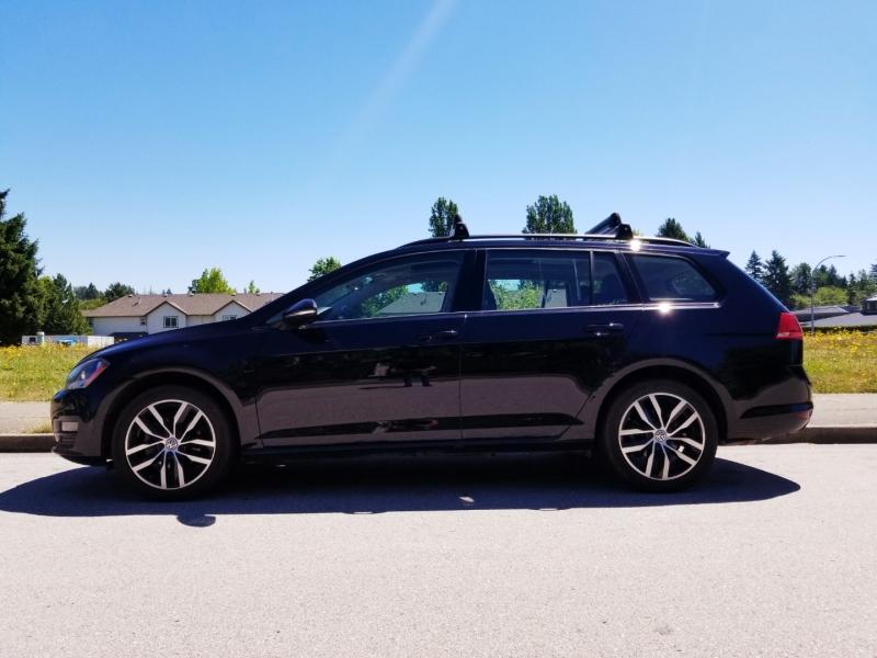 Volkswagen Golf Wagon 2017 price $17,888