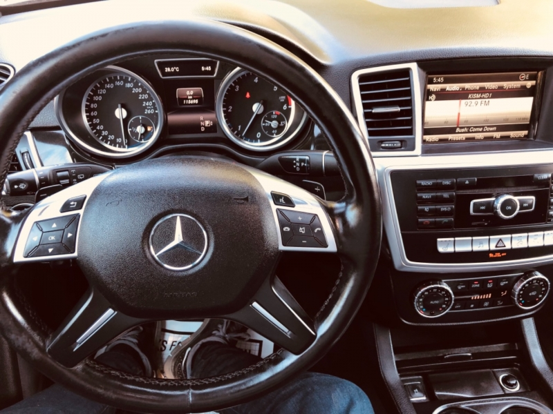 Mercedes-Benz M-Class 2015 price $26,888