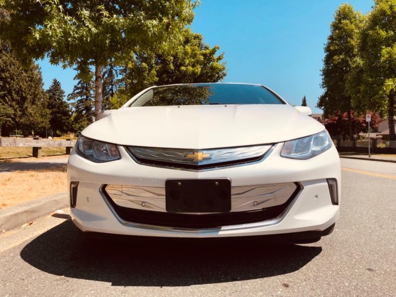 Chevrolet Volt 2017 price $20,888