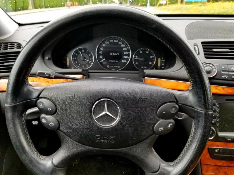 Mercedes-Benz E-Class 2008 price $7,888