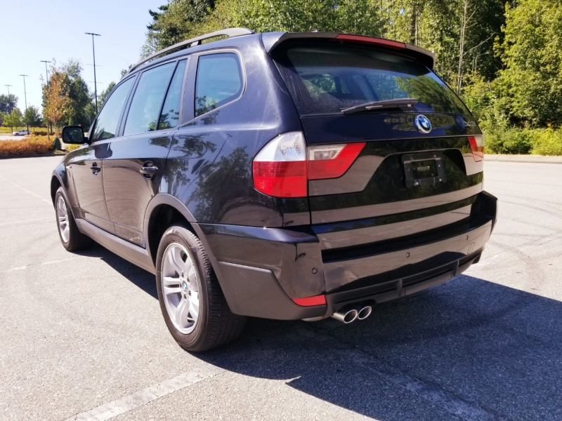 BMW X3 2008 price $6,888