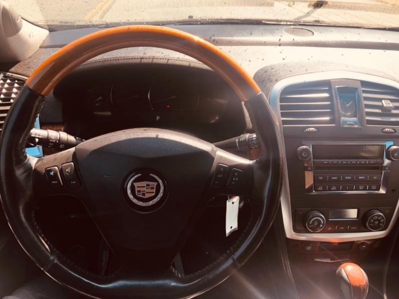 Cadillac SRX 2007 price $8,888
