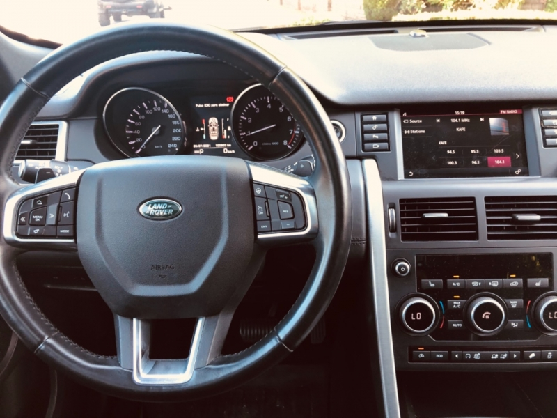 Land Rover Discovery Sport 2016 price $26,888