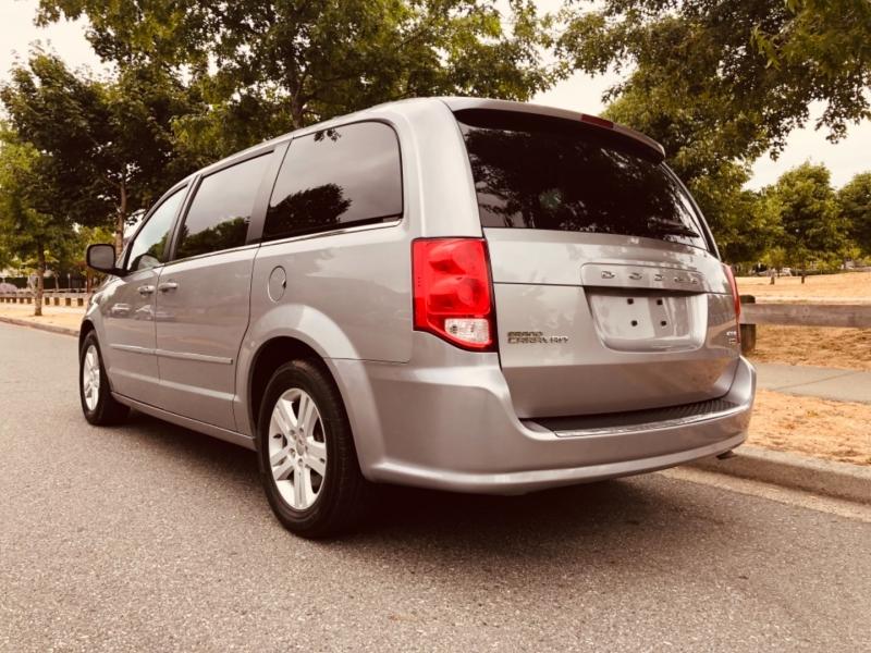 Dodge Grand Caravan 2017 price $14,888