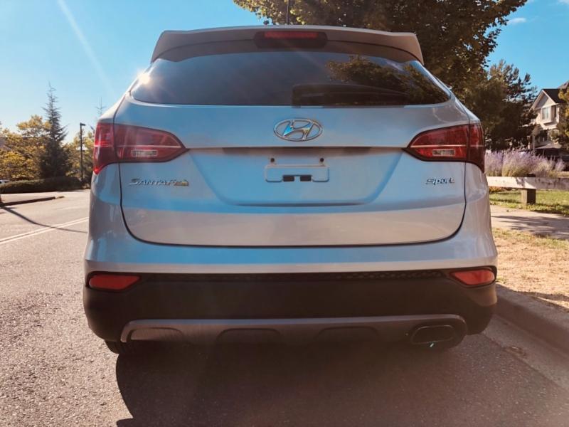 Hyundai Santa Fe Sport 2016 price $18,888