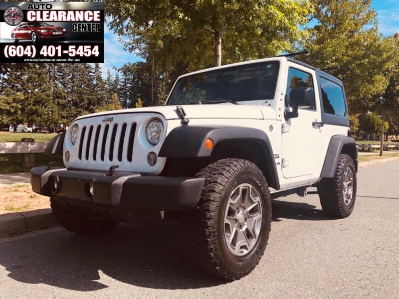 Jeep Wrangler 2017 price $32,888