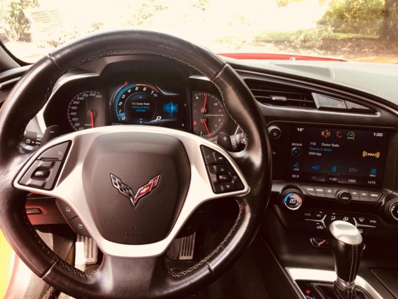 Chevrolet Corvette Stingray 2014 price $52,888