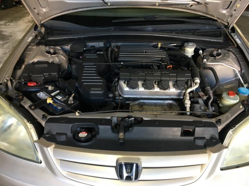 Honda Civic 2001 price $2,695